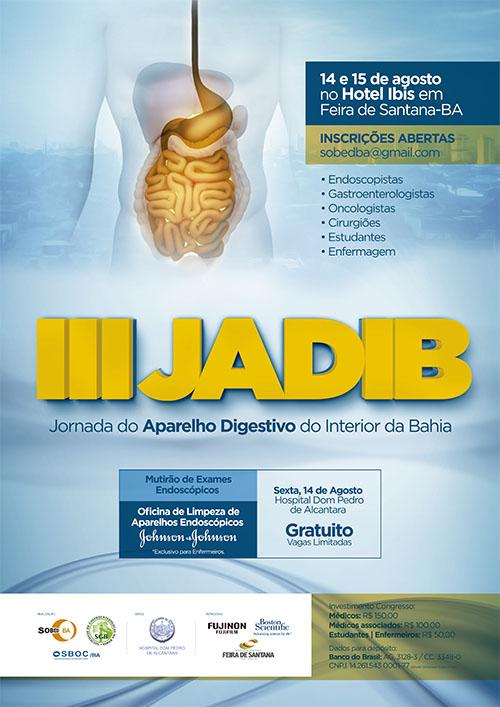 III JADIB - CARTAZ